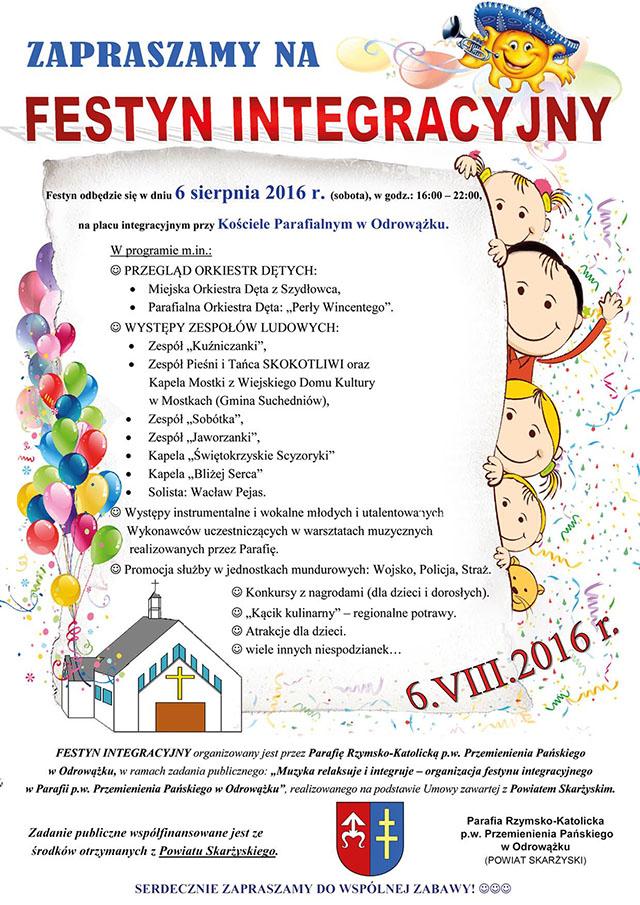 Plakat_-_Odrowążek_-_06.VIII.2016_r
