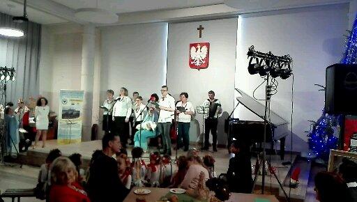 Kolędowanie w Starachowicach